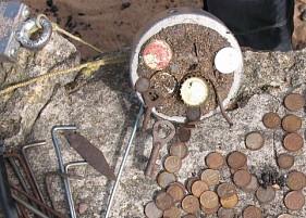 Магнитная охота за кладами и артефактами