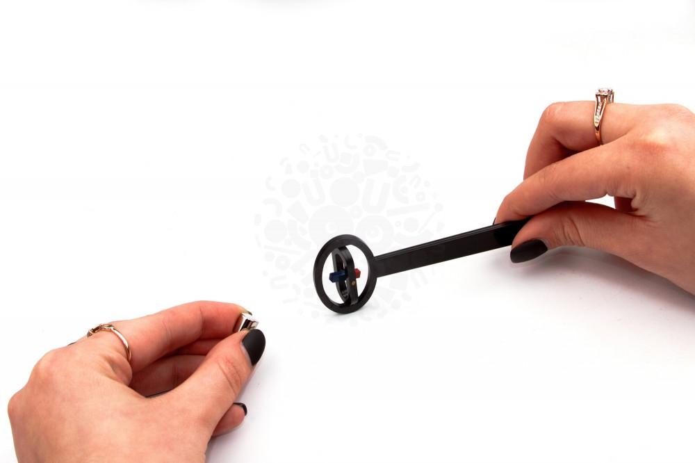 Детектор магнитного поля