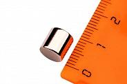 Неодимовый магнит диск 8х8 мм