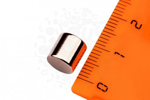 Неодимовый магнит диск 8х8 мм в Москве