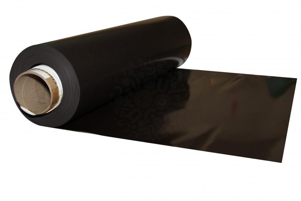 Магнитный винил без клеевого слоя, рулон 0.62х30 м, толщина 0.4 мм в Челябинске