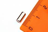 Неодимовый магнит пруток 4х8 мм
