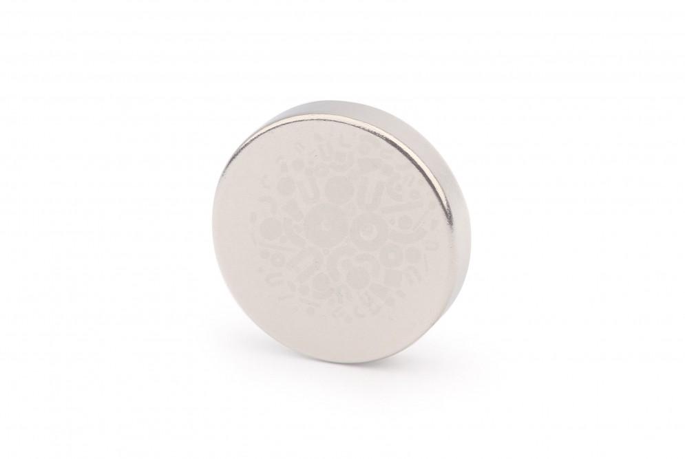 Неодимовый магнит диск 25х5 мм в Москве