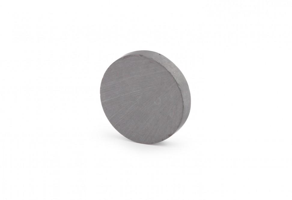 Ферритовый магнит диск 20х4 мм в Самаре