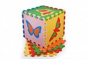 Мягкий пол для детской (Бабочки)