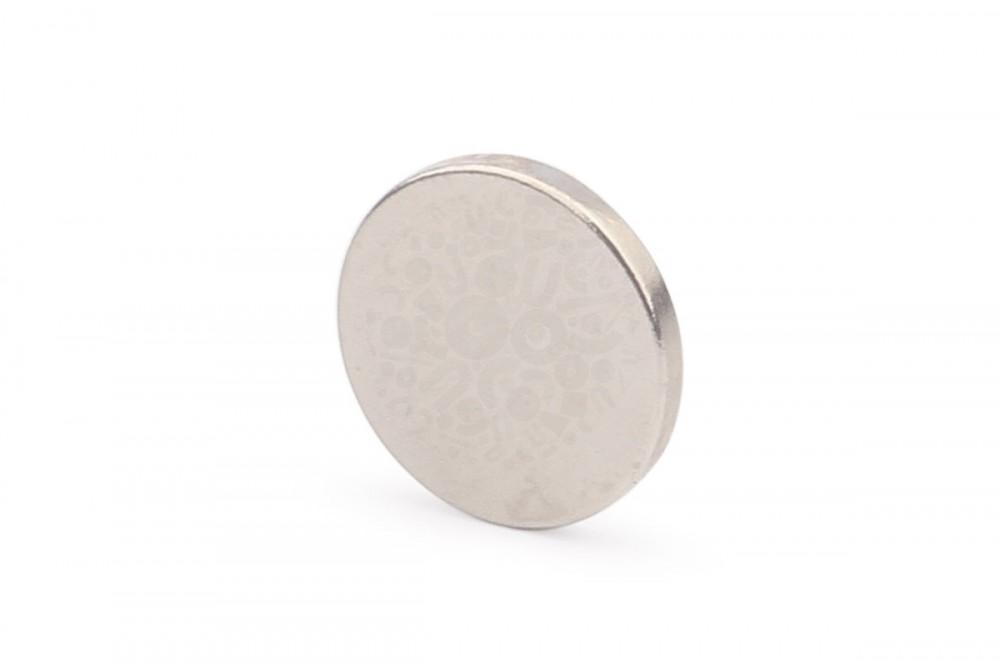 Неодимовый магнит диск 8х1 мм, N52 в Волгограде