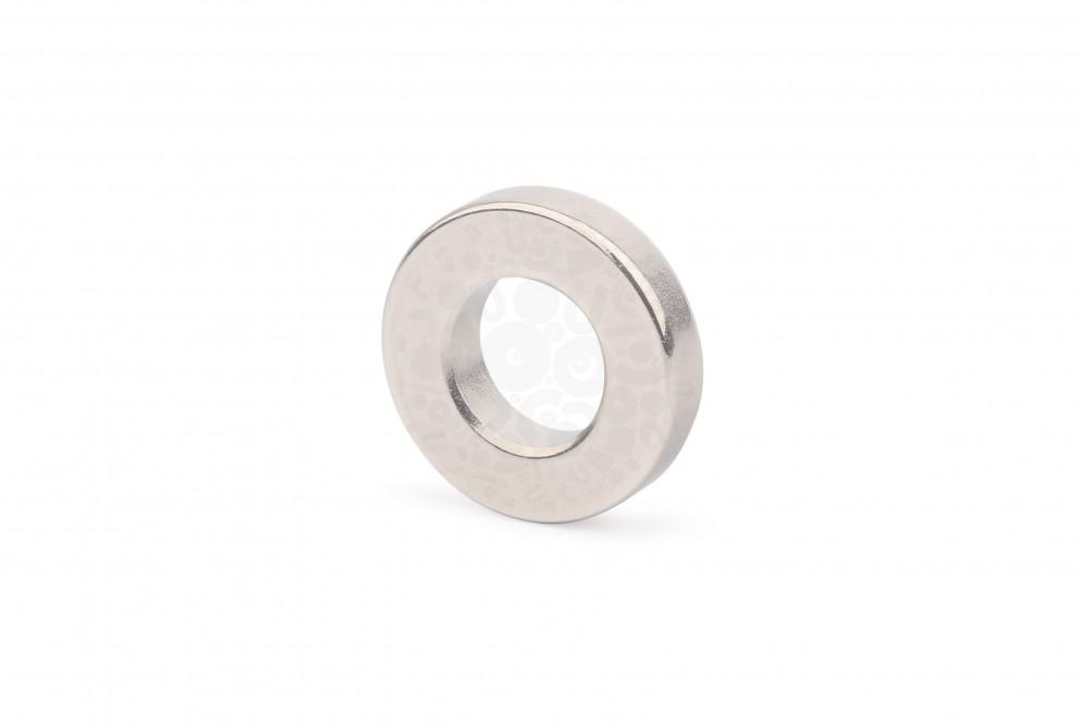 Неодимовый магнит кольцо 23х12х5 мм в Москве