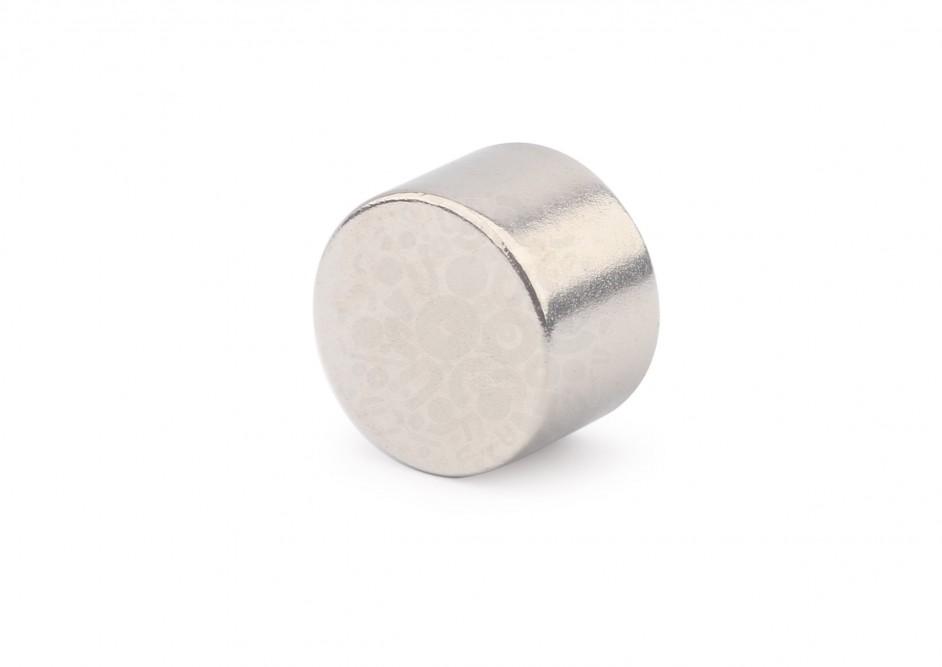 Неодимовый магнит диск 15х10 мм в Саратове