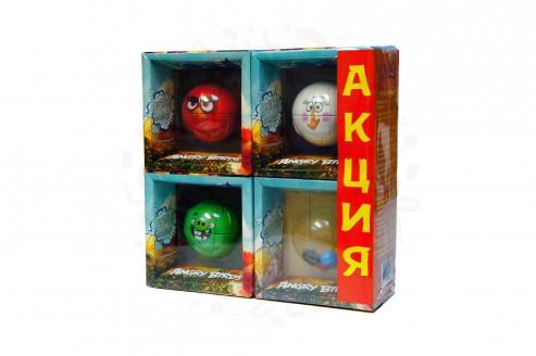 Набор магнитных пазлов Крашики Angry Birds White в Воронеже