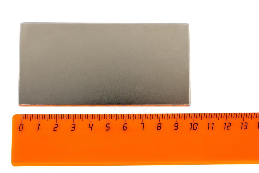 Неодимовый магнит прямоугольник 100х50х10 мм в Саратове