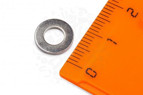Неодимовый магнит кольцо 10x5x1 мм в Самаре