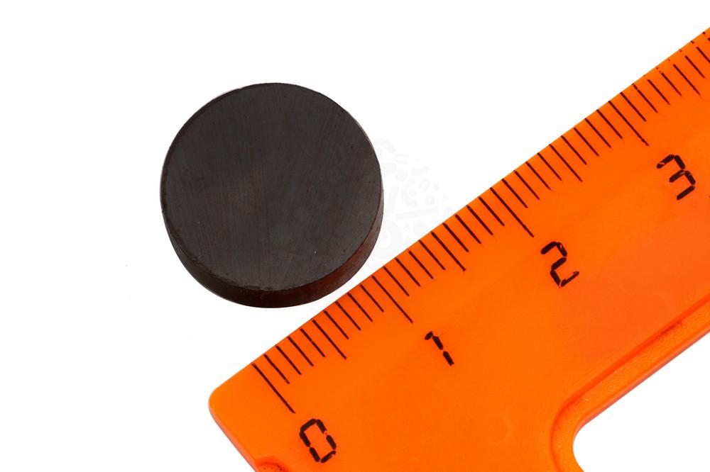 Ферритовый магнит диск 14х4 мм в Иркутске