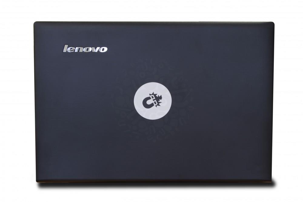 Наклейка для ноутбука, магнит (белая) в Санкт-Петербурге