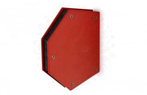 Магнитный держатель для сварки для 6-ти углов. Максимальное усилие 23 кг в Воронеже