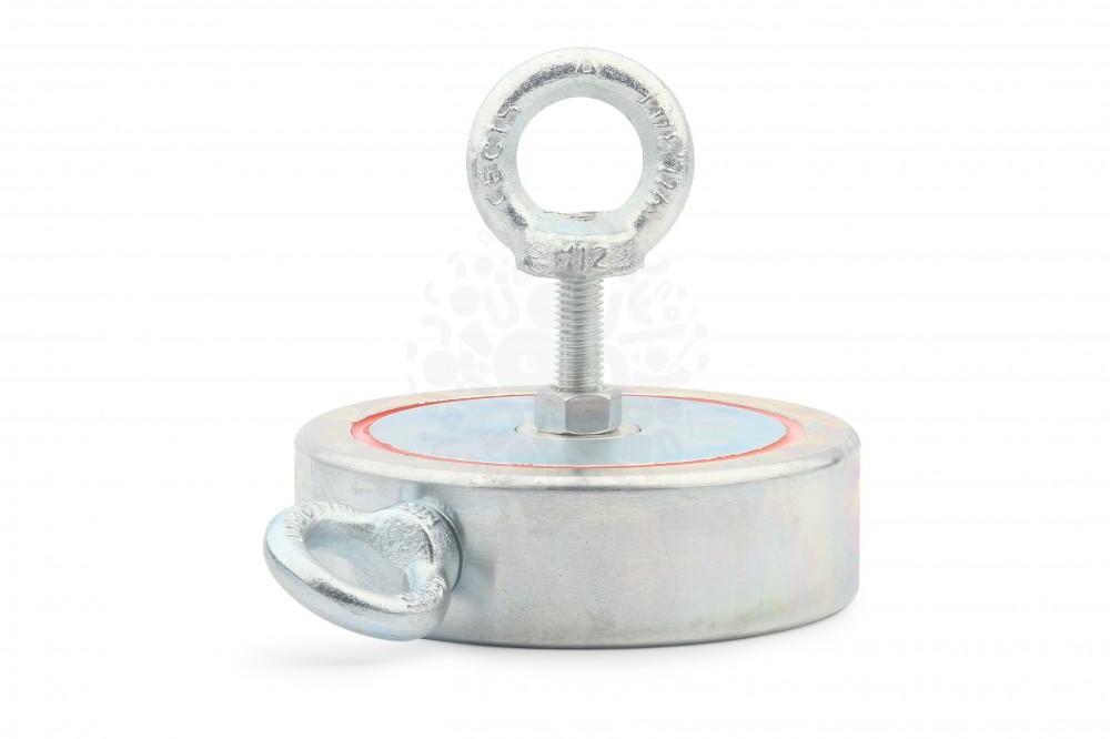 Поисковый магнит двухсторонний Редмаг F600х2, сила сц. 600 кг в Подольске
