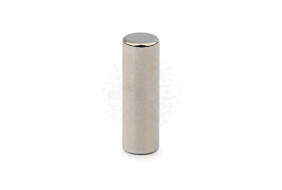 Неодимовый магнит пруток 4х12.5 мм
