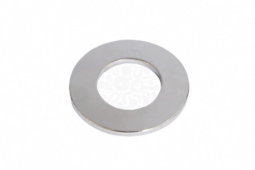 Неодимовый магнит кольцо 30х16х2 мм, N35 в Ставрополе