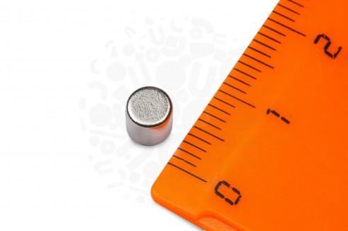 Неодимовый магнит диск 5х5 мм в Волгограде