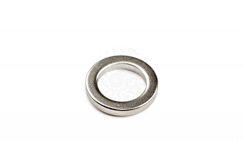 Неодимовый магнит кольцо 15х10х2 мм