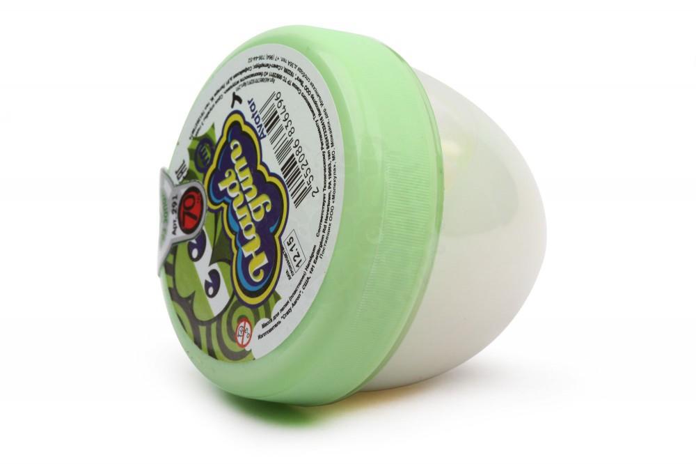 Жвачка для рук Светящийся зеленый 70 гр