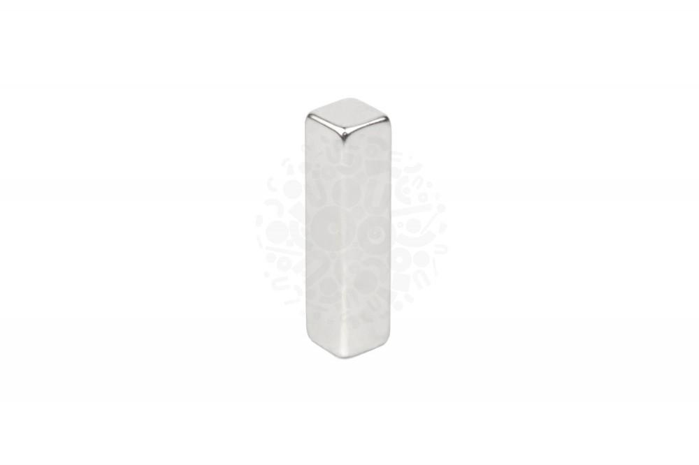 Неодимовый магнит прямоугольник 10х10х40 мм в Казани