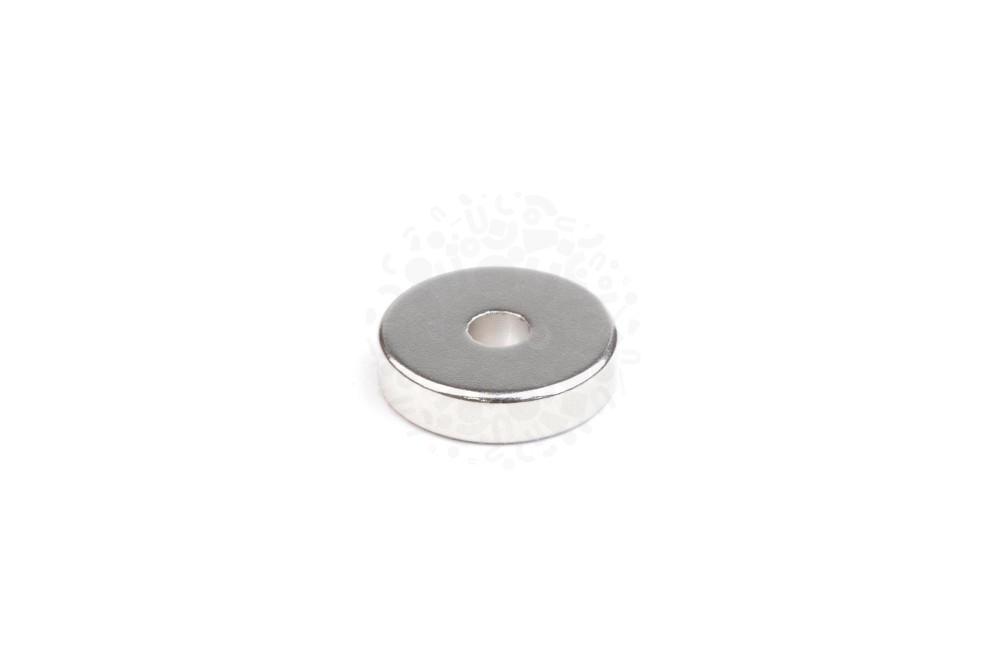 Неодимовый магнит кольцо 20х5х5 мм в Екатеринбурге