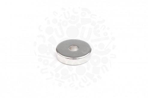 Неодимовый магнит кольцо 20х5х5 мм в Москве