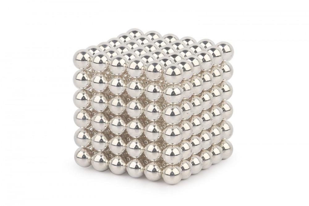 Forceberg Cube - куб из магнитных шариков 6 мм, жемчужный, 216 элементов в Иваново