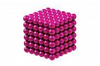 Forceberg Cube - куб из магнитных шариков 5 мм, розовый, 216 элементов