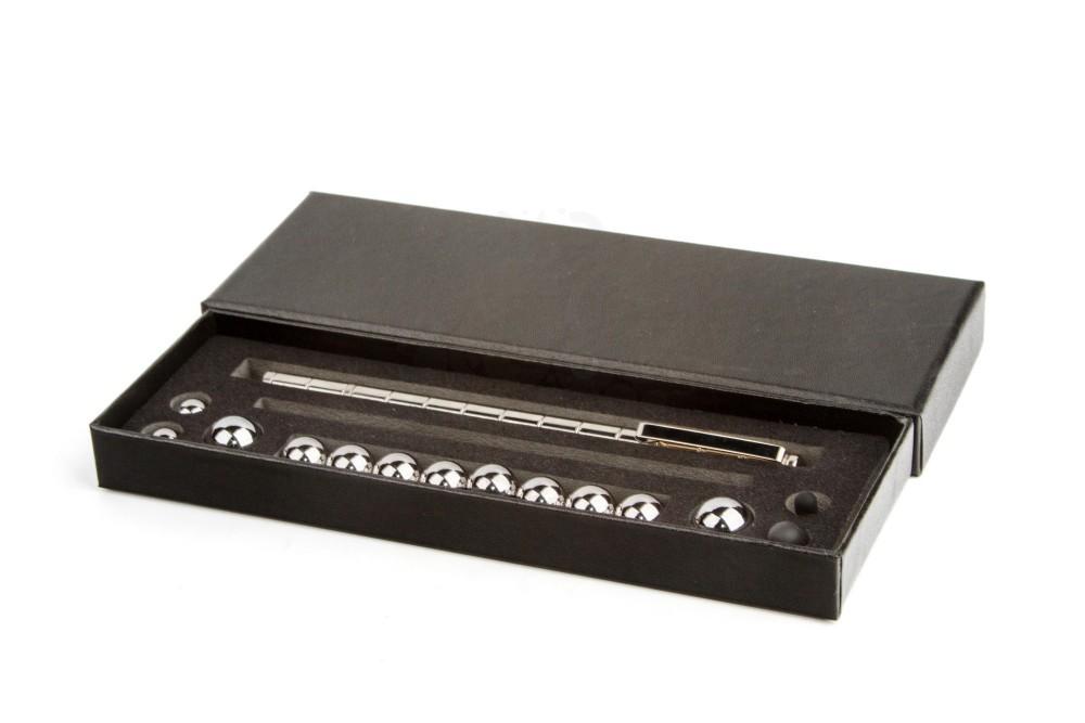 Магнитная ручка Polar pen (серебряная) NEW в Красноярске