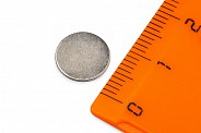 Неодимовый магнит диск 10х0.7 мм