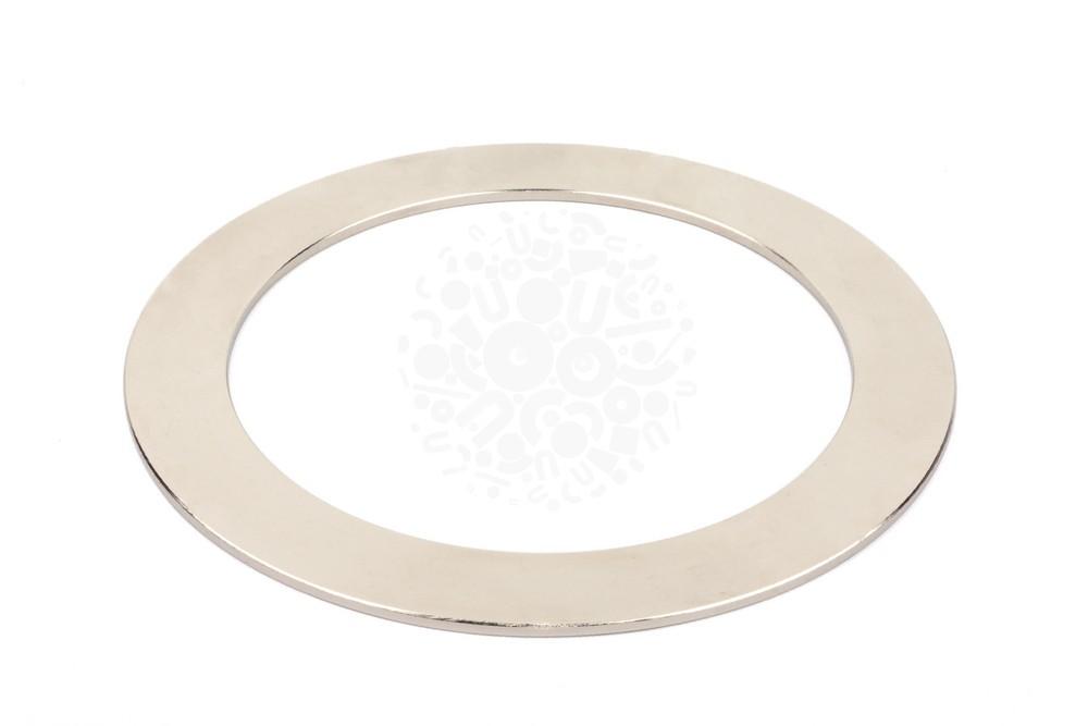 Неодимовый магнит кольцо 170х128х3 мм в Москве