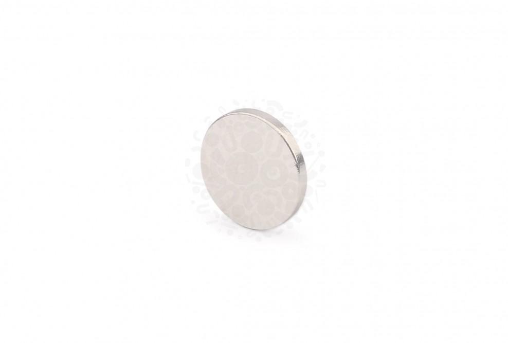 Неодимовый магнит диск 9.5х1.2 мм в Ростове-на-Дону