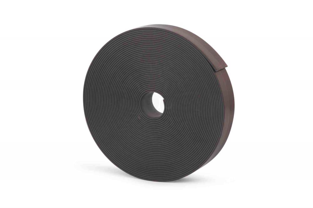 Магнитная лента 25.4 мм, рулон 10м с клеевым слоем США в Курске