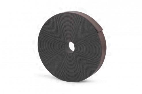 Магнитная лента 25.4 мм, рулон 10м с клеевым слоем США в Уфе