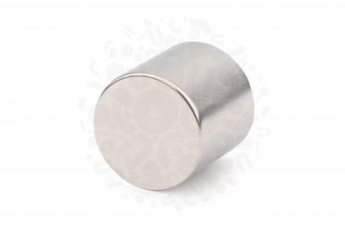 Неодимовый магнит диск 25х25 мм в Ростове-на-Дону