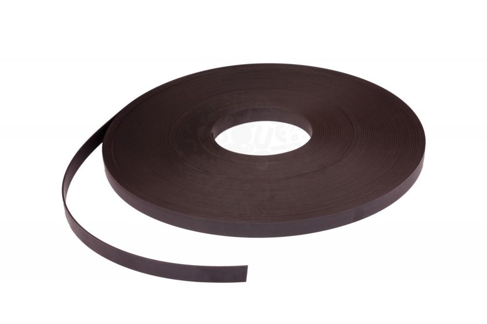 Магнитная лента без клеевого слоя 12.7 мм, рулон 30 м, тип А в Барнауле