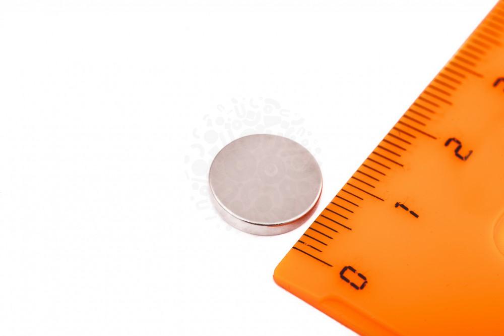 Неодимовый магнит диск 12х2 мм в Волгограде