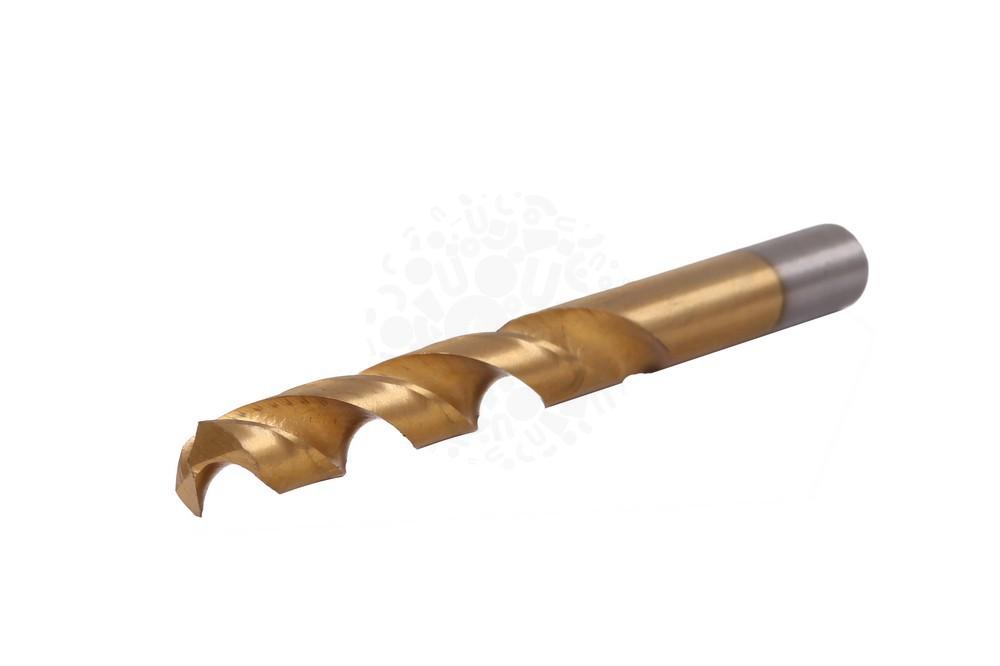 Титановое сверло 3/8 дюйма, класс точности А1, угол заточки 135 в Твери