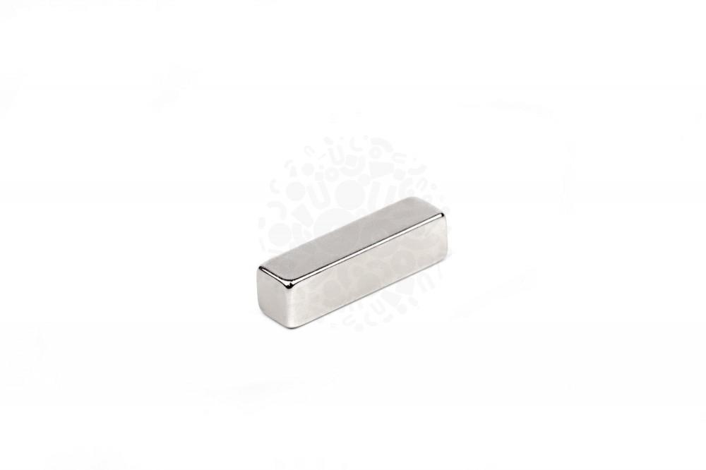 Неодимовый магнит прямоугольник 8х8х30 мм в Саратове