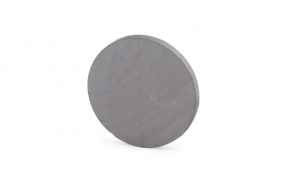 Ферритовый магнит 30х3 мм (диск) в Москве