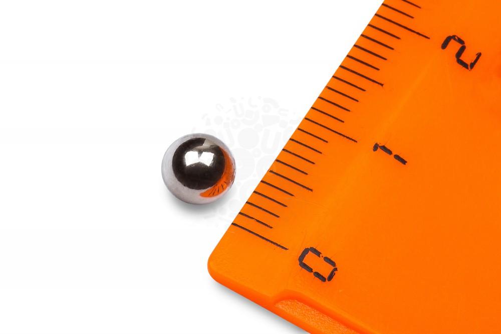 Неодимовый магнит шар 6 мм