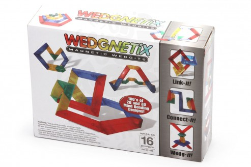 Конструктор WEDGNETIX (16 деталей) в Волгограде