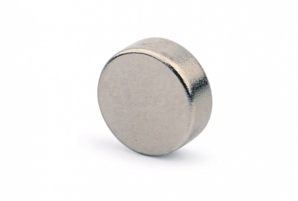 Неодимовый магнит диск 8х3 мм в Астрахани