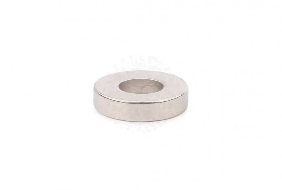 Неодимовый магнит кольцо 15х7х3.5 мм