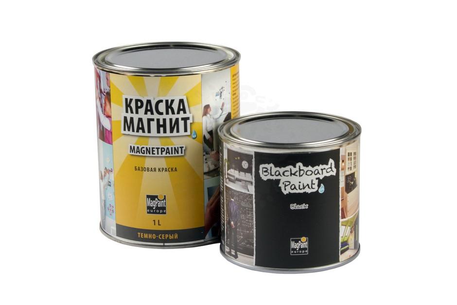 Набор красок Magpaint для магнитно-меловой стены 2 м² в Казани