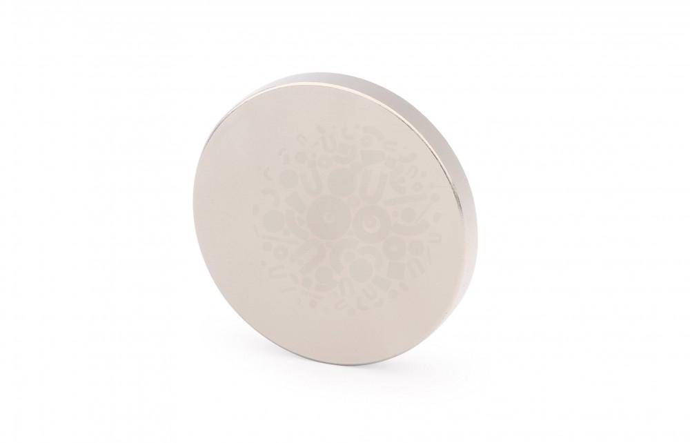 Неодимовый магнит диск 40х5 мм в Омске