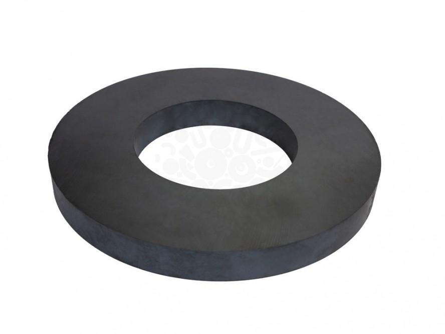 Ферритовый магнит кольцо 220х109х22 мм, Y30 в Ставрополе