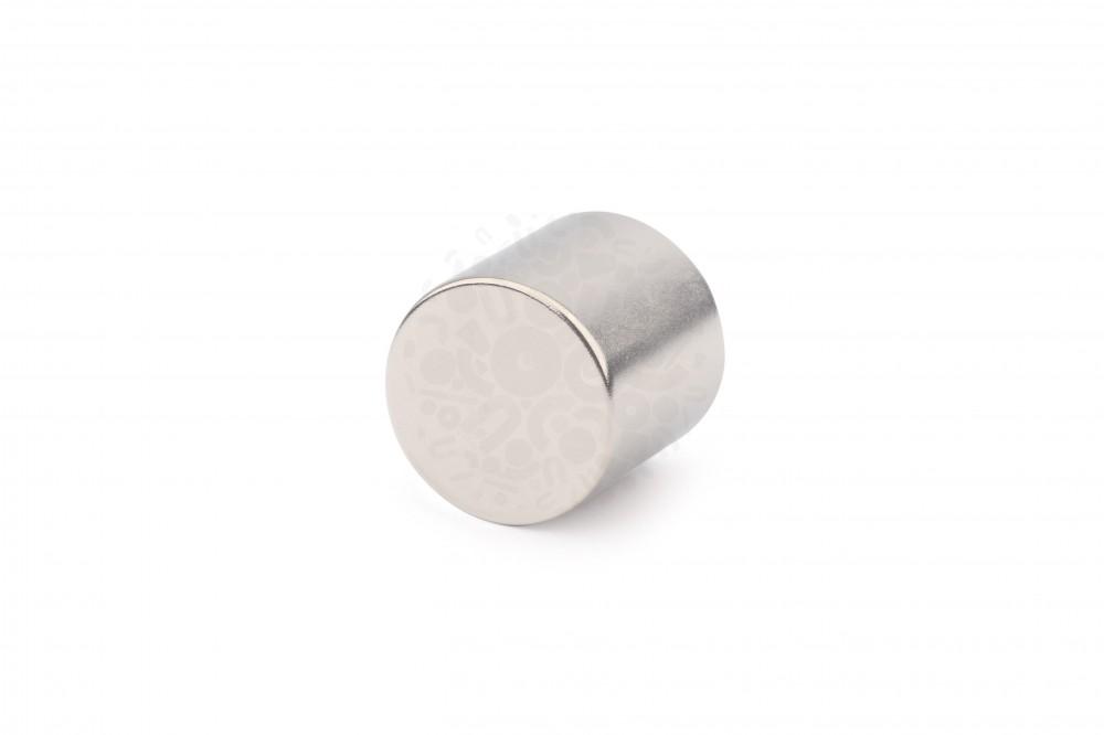Неодимовый магнит диск 27х25 мм в Краснодаре