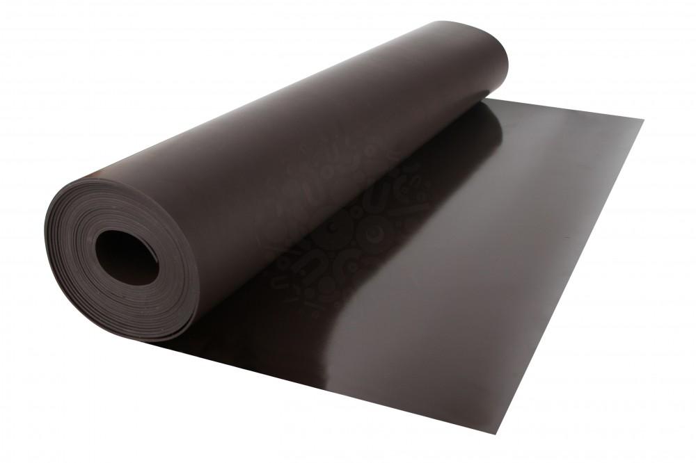 Магнитный винил без клеевого слоя, лист 0.62х5 м, толщина 1.5 мм в Курске